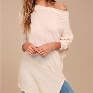 Free People We The Free London Town Thermal